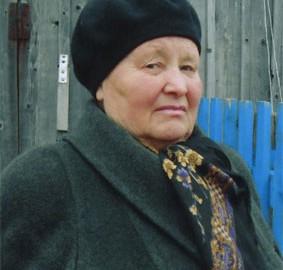 Гагарина Валентина Павловна