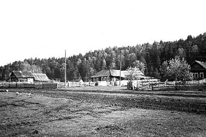 деревня Контуговка